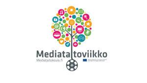 Mediataitoviikon 2020 logo
