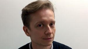 Profilbild på Benjamin Orlow.