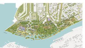 back to the nature - kanaler och annat grönområde.