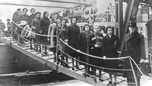 Dokumentti natsien vainoilta pelastettujen juutalaislasten elämästä.
