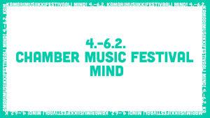 Kamarimusiikkifestivaali MIND visuaalinen ilme