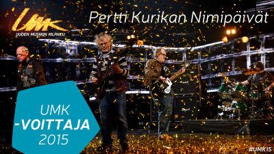 UMK15 Voittaja