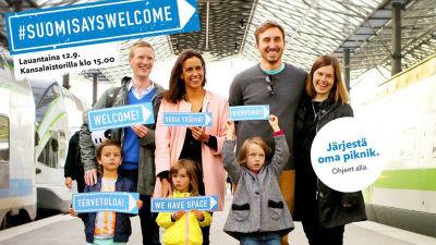 Initiativ om att välkomna asylsökande
