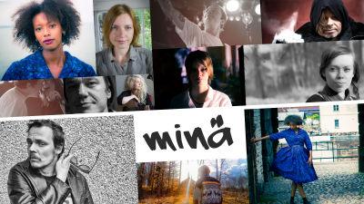 Kuvassa yle.fi/musiikin Minä-sarjassa haastateltuja henkilöitä