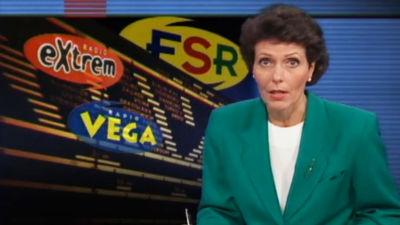 TV-nytt om kanalerna Vega och X3M.