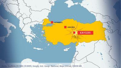 Karta Europa Turkiet.Turkiets Karta
