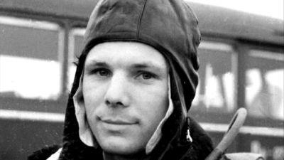 Juri Gagarin (1961).