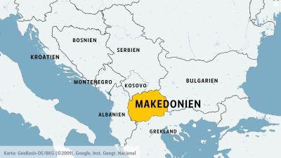 Folket I Makedonien Far Rosta Om Namnet Pa Sitt Land Grannlandet