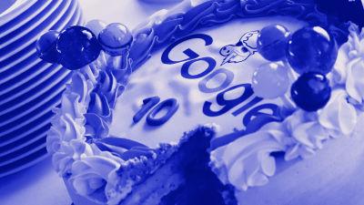 Digitreenien pääkuva, kuvassa teksti Google-tili ja tallennustila