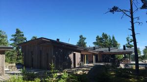 Villa Korsholmen, 2016