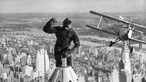 Universalin King Kong vuodelta 1933