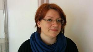 Patientombudsman Susanna Friman