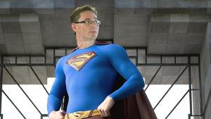 Superkommissionär Katainen in action