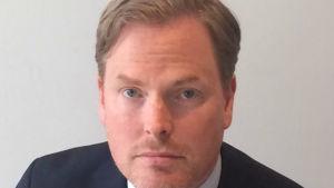 Christer Fahlstedt, ny VD för Ålands Penningautomatförening (Paf)