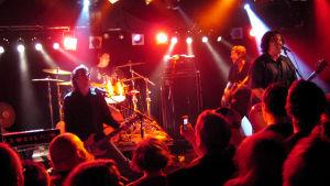 The Posies Debaser-klubilla Tukholmassa 2005