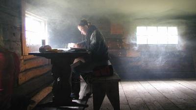 Keckåsens rökpörte i Varmland