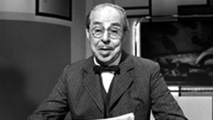 Ylen kuuluttaja Carl-Erik Kreutz
