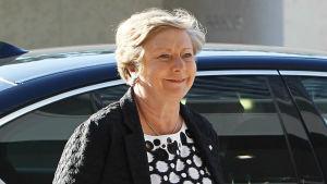 Frances Fitzgerald, Irlands vice premiärminister