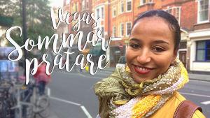 Minna Salami är en av Vegas sommarpratare 2017