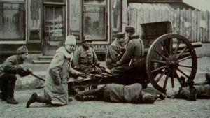 Katutaistelu Rakveresssa (1919).