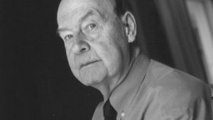 Författaren Thomas Warburton.
