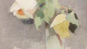 Helene Schjerfbecks målning.
