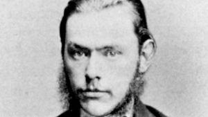 Alfred Nobels lillebror Emil som dog i en sprängolycka i mitten av 1800-talet som tjugoåring.