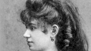 Alfred Nobels förälskelse Sophie Hess.