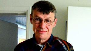 Stig Svens, vice ordförande i revisionsnämnden i Vörå.