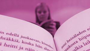 Kirjablogissa Sudenmorsian
