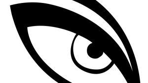 Symbolen det onda ögat