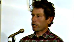 Pentti Linkola (1985).