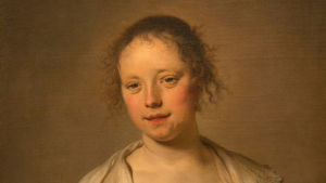 Jacob Adriaensz Backer, Kurtisaani, 1636, Vanhan taiteen museo, Lissabon, Portugali