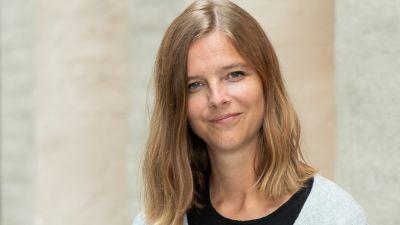 Profilbild på akademiforskare Anna Soveri.