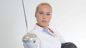 Laura Salminen, modern femkampare.
