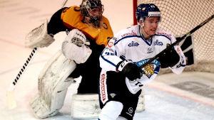 Mikko Rantanen, träningsmatch Finland-Tyskland, våren 2015.