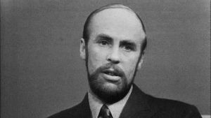 Kirjailija ja käsikirjoittaja Asko Martinheimo vuonna 1971.