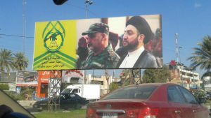 Religiösa auktoriteter har stort inflytande i Irak.