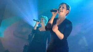 Nylon Beat Lista-ohjelmassa 1999.