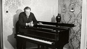Pianisti Ernst Linko.