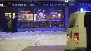 Pub Tuira i Uleåborg