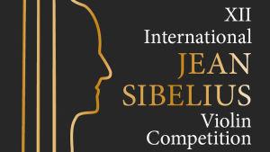 Sibelius-viulukilpailun logo