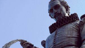 Cervantesin patsas