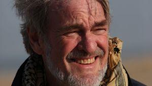 Författaren och dokumentärfilmaren Lasse Berg.