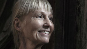Carola Hansson, författare.