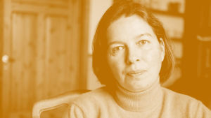 Porträtt av Susanna Lindeman