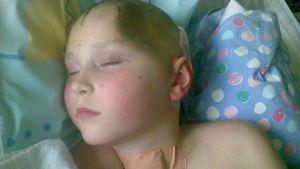 Kristian oli pari viikkoa koomassa onnettomuuden jälkeen
