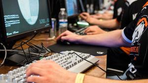 Counter-Strike: Global Offensiveä pelattiin Copenhagen Games 2014 -tapahtumassa paljon