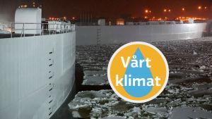 Barriär mot översvämning i St Petersburg