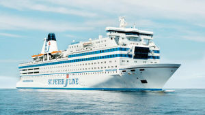 St Peter Lines kryssningsfartyg Princess Maria